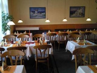 Restaurant Dionysos in Kellinghusen - Gastraum